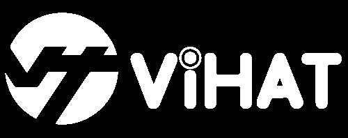 Logo Vihat White